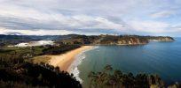 Vista Aérea de la Playa de Rodiles