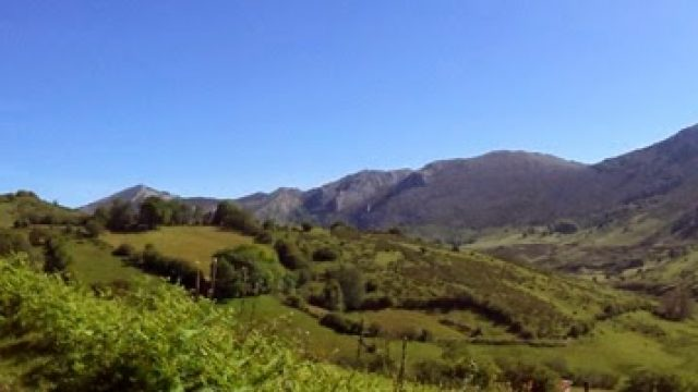 Ruta Peña Cabrera (PR AS-51) Villaviciosa